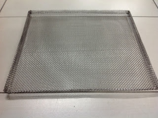 S5B-STAINLESS STEEL NEST TRAY 12.5x14