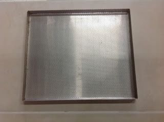 S5C-STAINLESS STEEL NEST TRAY 9x 11