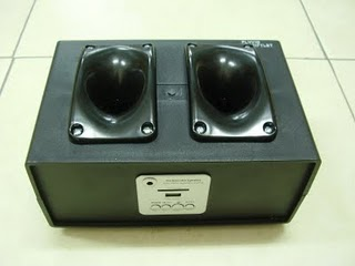 B1C - PORTABLE LOCATION TESTER with 2 HORN TWEETER