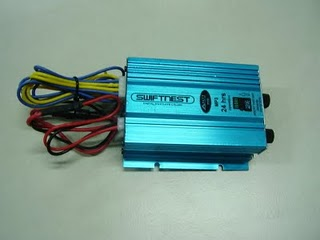 B2C - SUPER MINI AMPLIFIER 2CH