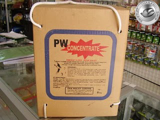 G16 PW CONCENTRATED 8KG