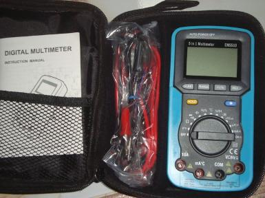 E26 - E-SUN 5 IN 1 MULTIMETER