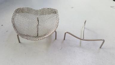 S4D-Meiyan Stainless Steel Net Mould with Leg