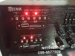 TN204 - TECNIK BZ-204 Amplifier 4CH 2USB