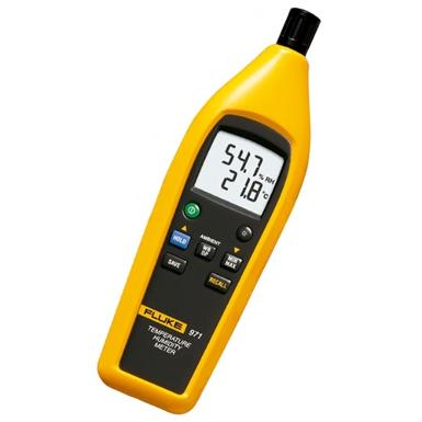 E71-FLUKE 971 Temperature-Humidity Meter
